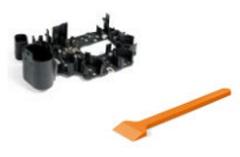 Réalisation de pièces thermoplastiques par injection plastique et surmoulage d'insert métal - Gilbert Polytech